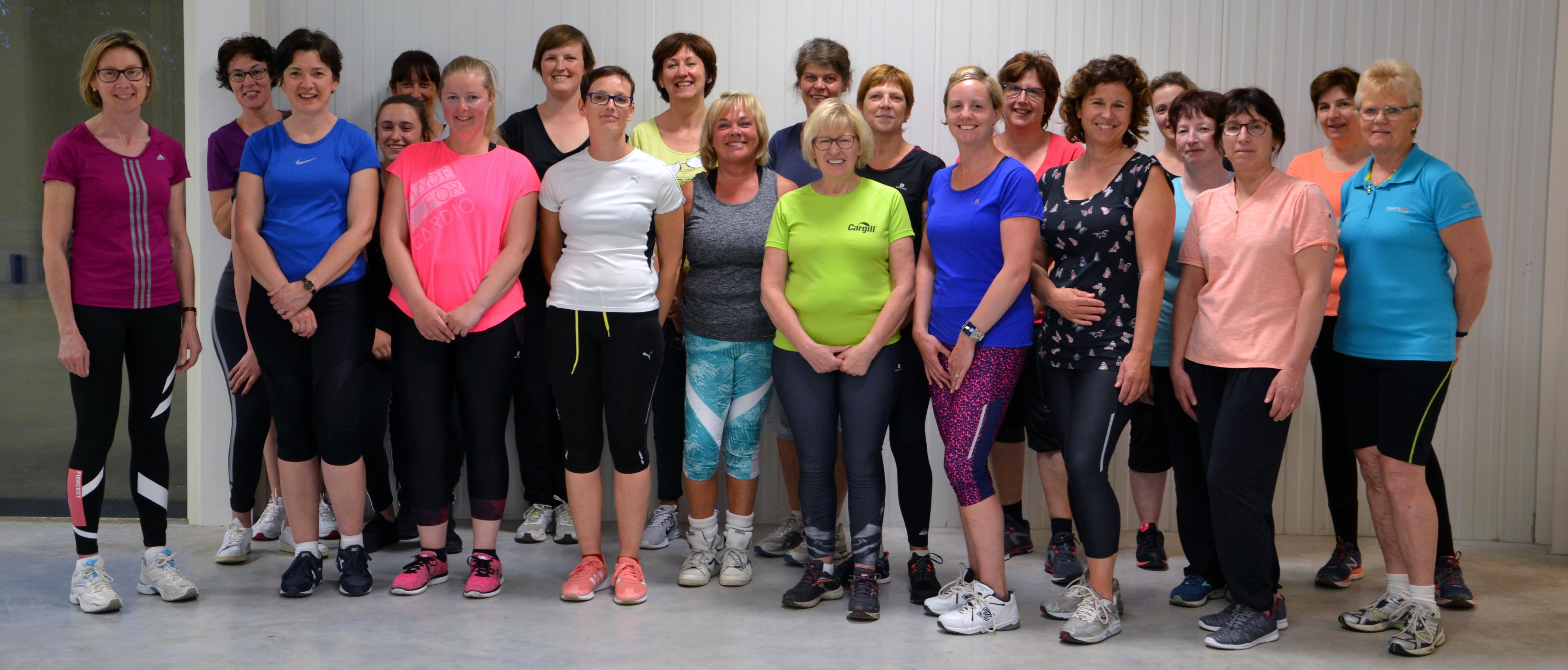 Fitness voor dames - Gezinssport Ichtegem