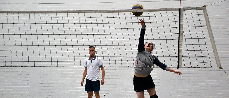 Volleybal - Gezinssport Ichtegem